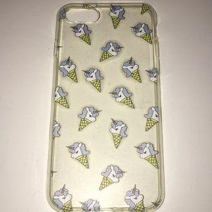 iPhone unicorn case